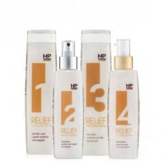 HP Firenze Relief набор ботокса для волос с эффектом эластинизации 250/200/250/200 мл