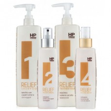 HP Firenze Relief набор ботокса для волос с эффектом эластинизации 1000/200/1000/200 мл