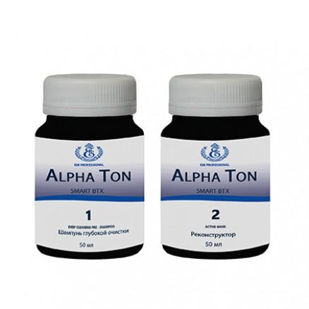 Alpha Ton пробный набор в розлив 50/50 мл