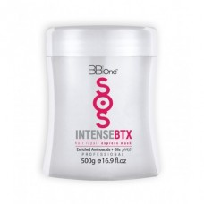 BB One Sos Intense BTX Hair Repair Express Mask маска, 500 мл