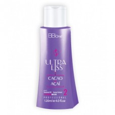 BB One Ultra Liss Cacao & Acai, кератин pH=4,5, 100 мл