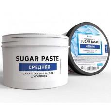 Сахарная паста для шугаринга Milv Sugar средняя, 550 гр