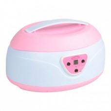 Ванна парафиновая IRISK, алюминиевое покрытие, электронное управление, розовая, 3 л