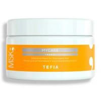 Маска для интенсивного восстановления волос Tefia, серия MYCARE, 250 мл