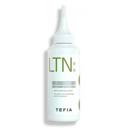 Лосьон-активатор роста волос Tefia, серия MYTREAT, 120 мл