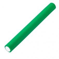 Бигуди-бумеранги DEWAL, зеленые, d20ммх180мм, 10 шт/уп