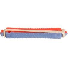 Коклюшки DEWAL, красно-голубые, короткие, d9 мм, 12 шт/уп