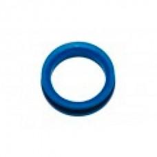 Кольцо на ножницы, синее