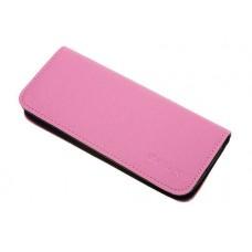 Чехол для 2-х ножниц DEWAL, полимерный материал, сиреневый с черным, 22х10х3 см