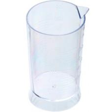 Стакан мерный DEWAL, прозрачный, с носиком, 100 мл