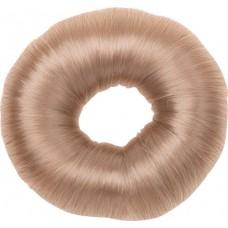 Валик для прически DEWAL, искусственный волос, блондин, d8 см