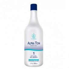 Alpha Ton шампунь глубокой очистки 1000 мл