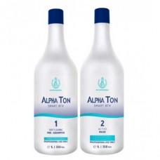 Alpha Ton набор ботокса для волос 1000/1000 мл