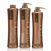 Brazilian Blowout Solution