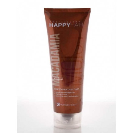 Happy Hair Macadamia Moist кондиционер, 250 мл