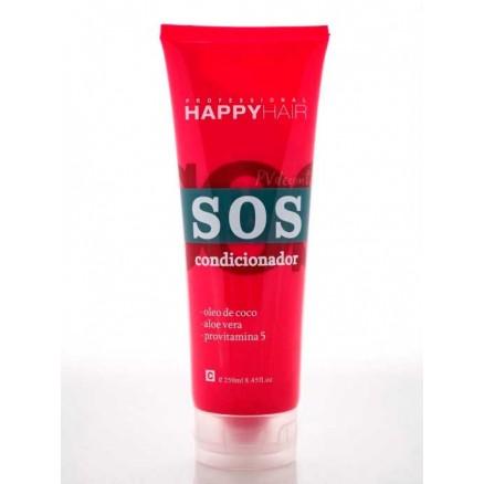 Happy Hair SOS Home Line кондиционер, 250 мл