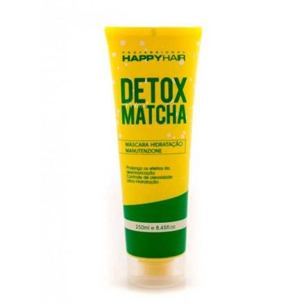 Happy Hair Detox маска, 250 мл