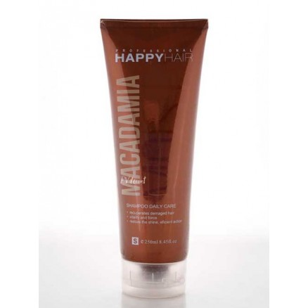 Happy Hair Macadamia Moist шампунь, 250 мл