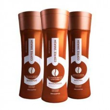 Happy Hair Coffee Smash набор 150/150/150 мл