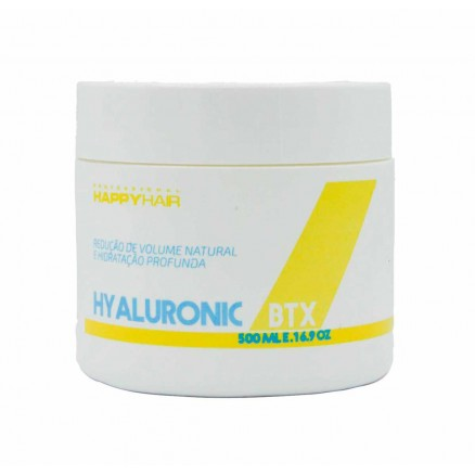 Happy Hair Hyaluronic BTX рабочий состав 1000 мл