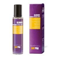 Сыворотка с сапфиром KayPro, для придания яркости светлым волосам, серия Blonde, 100 мл