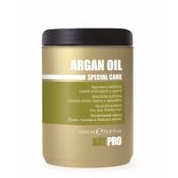 Питательная маска KayPro, с маслом арганы, серия Argan Oil, 1000 мл