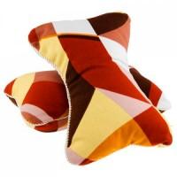Валики-подушки для рук тканевые, 2 шт (05 AB02)