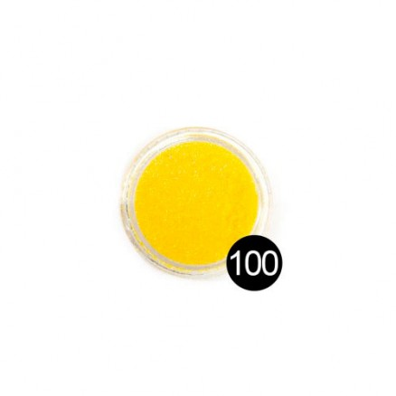 Блестки TNL, №100 желтый, 2,5 гр