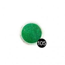 Блестки TNL, №105 ирландский зеленый, 2,5 гр
