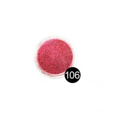 Блестки TNL, №106 темно-алый, 2,5 гр