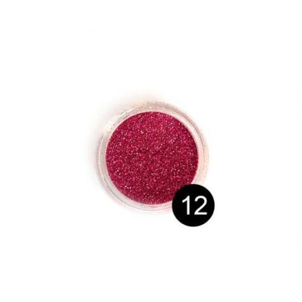 Блестки TNL, №12 малиновый, 2,5 гр