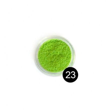 Блестки TNL, №23 зелено-желтый, 2,5 гр