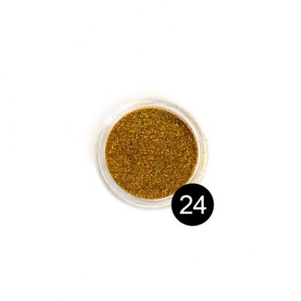 Блестки TNL, №24 желто-оранжевый, 2,5 гр