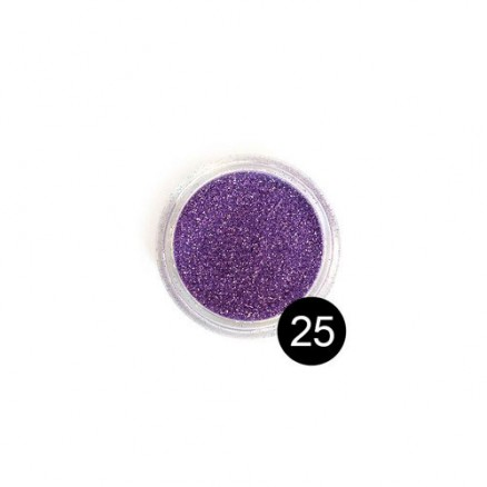 Блестки TNL, №25 темно-фиолетовый, 2,5 гр