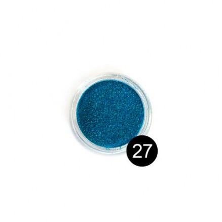 Блестки TNL, №27 голубой, 2,5 гр