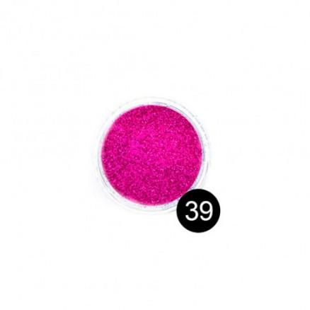 Блестки TNL, №39 фуксия, 2,5 гр