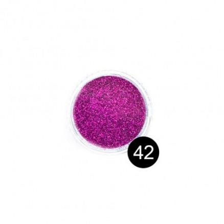 Блестки TNL, №42 фиалковый, 2,5 гр