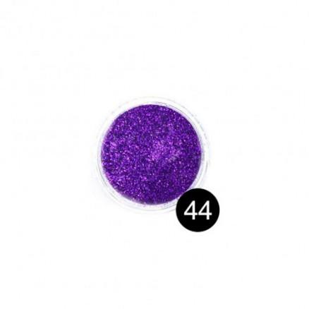 Блестки TNL, №44 фиолетовый, 2,5 гр