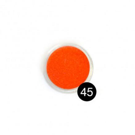 Блестки TNL, №45 морковный, 2,5 гр