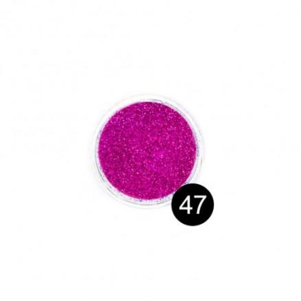 Блестки TNL, №47 фуксия, 2,5 гр