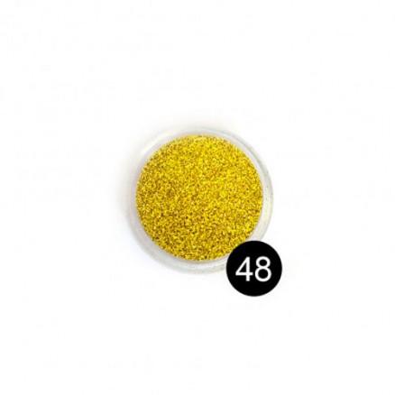Блестки TNL, №48 старое золото, 2,5 гр