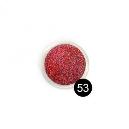 Блестки TNL, №53 красное золото, 2,5 гр