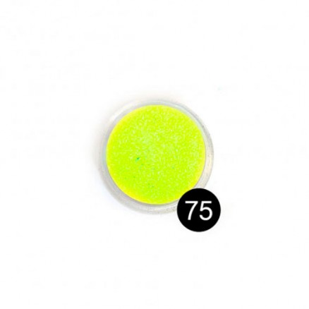 Блестки TNL, №75 лимонный, 2,5 гр