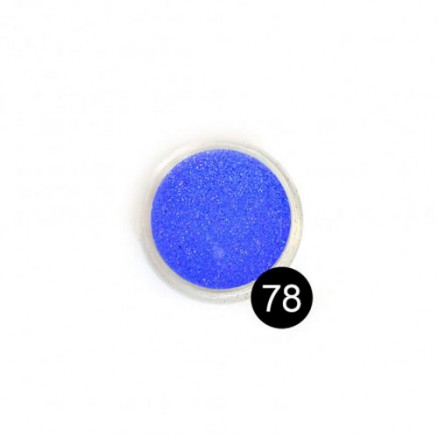 Блестки TNL, №78 голубой колокольчик, 2,5 гр