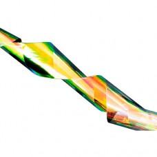 Битое стекло TNL, для дизайна ногтей, №15, желтый