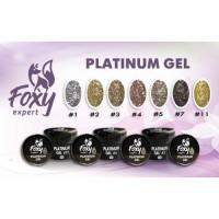 Платинум гель Foxy Expert Platinum gel, №7, 5 мл