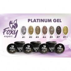 Платинум гель Foxy Expert Platinum gel, №11, 5 мл