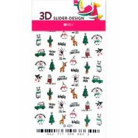 3D-слайдер Milv, B431