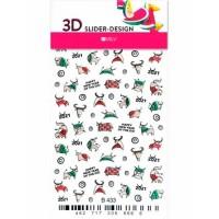 3D-слайдер Milv, B433