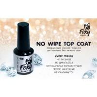 Верхнее покрытие без липкого слоя Foxy Expert No wipe top gel, 15 мл